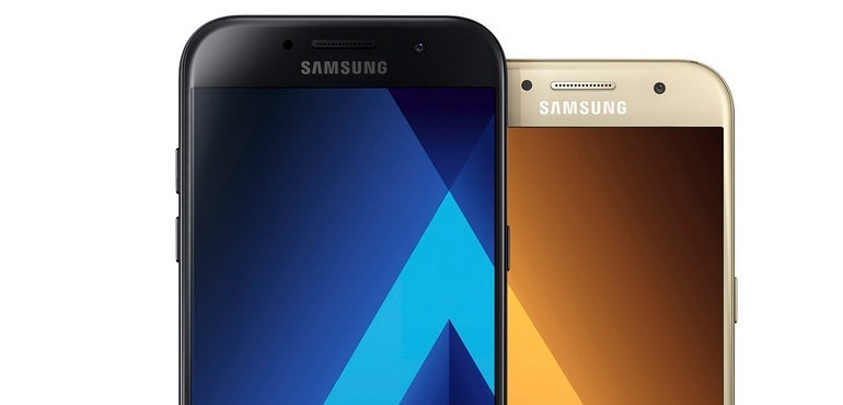 Samsung Galaxy A range hero