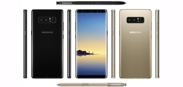 Galaxy Note 8 could be on shelves 24th August