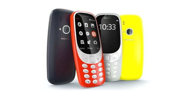 Nokia 3310 available 24th May, priced £49.99