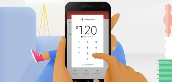 Gmail for Android now allows money transfers