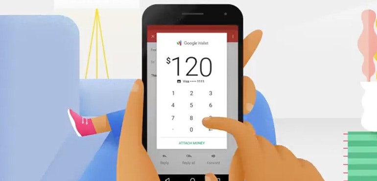 Gmail-Android-money-transfer