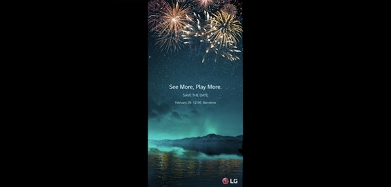 LG G6 primed for 26th February launch