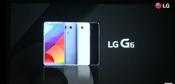 LG G6 pre-registration live at Carphone and EE