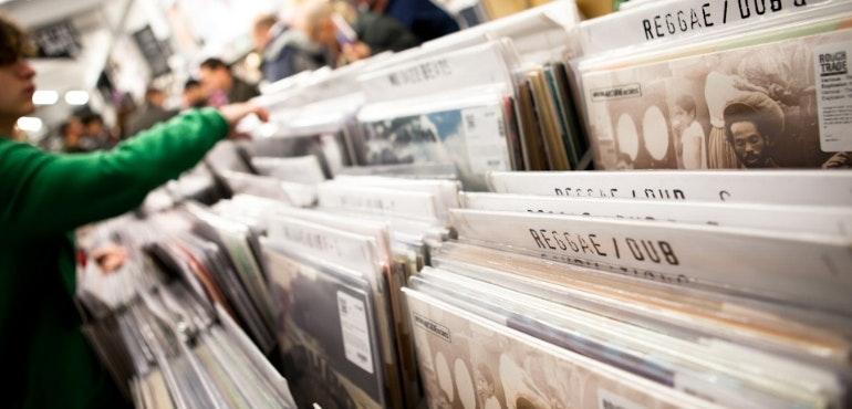 music browsing