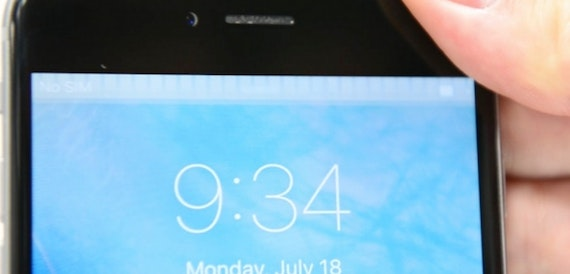 iPhone 6 and iPhone 6 Plus 'grey bar of death': What is it and how can you fix it?
