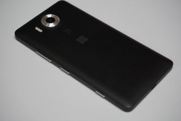 Microsoft Lumia 950 Back