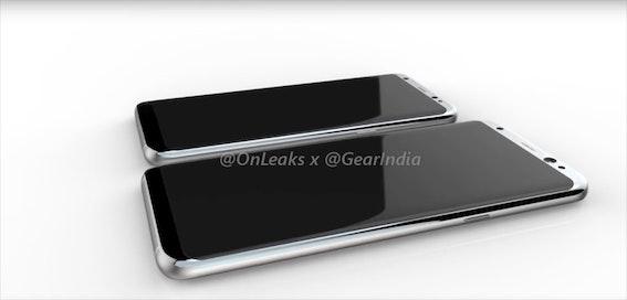 Samsung Galaxy S8 renders leak in video
