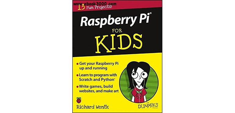 Raspberry Pi for kids book