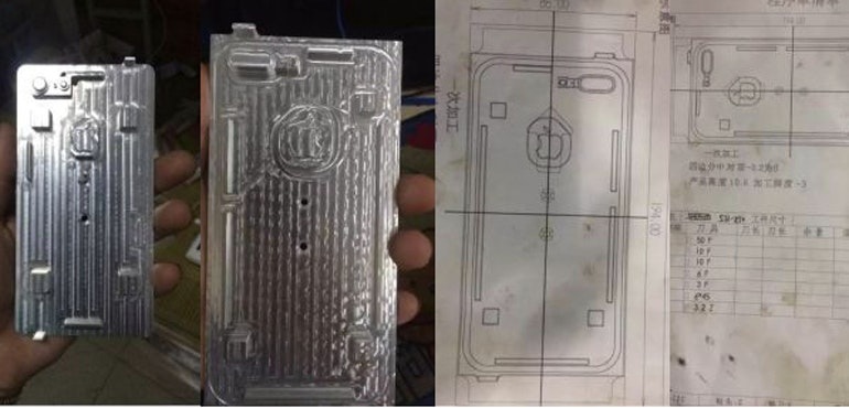 iphone 7 mould