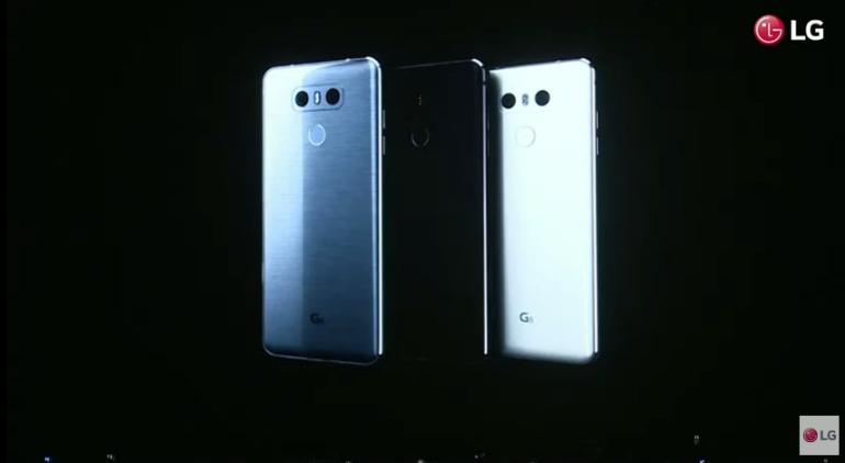 LG G6 colours