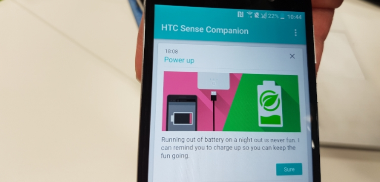 HTC Sense Companion now available on U Ultra and U Play