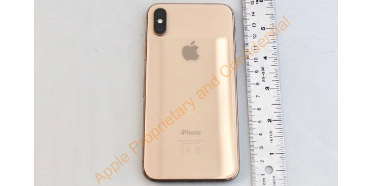 Apple's gold iPhone X plans confirmed