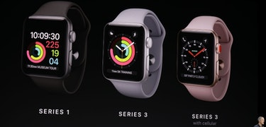 Apple Watch Series 3: five things you need to know