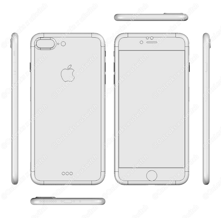 uswitch iphone 7 plus pro leak