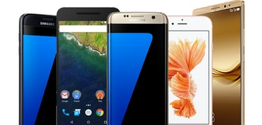 Best phones available now: we round up the top smartphones