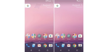 Android Nougat: new Google software designs revealed