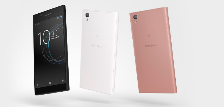 Sony launches new Xperia L1