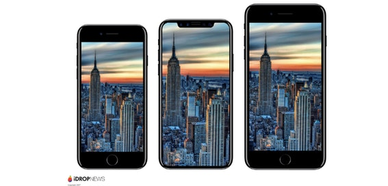 iPhone 8: Apple readying its own OLED screens for future phones