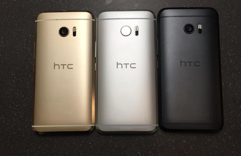 HTC M10 Triplicate