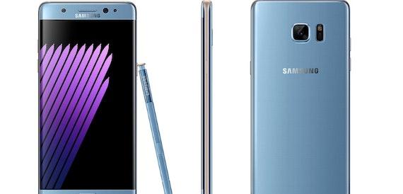 Samsung Galaxy Note 7 best deals round-up