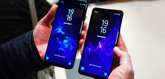 Samsung Galaxy S9 Plus owners report touchscreen issues