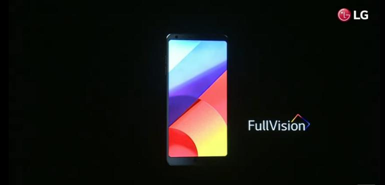 LG G6 full vision