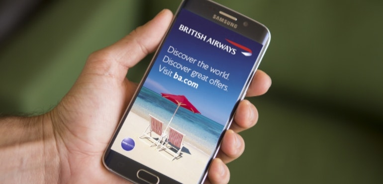 tesco xtras british airways