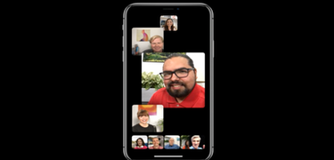 iOS 12 adds Group FaceTime calling