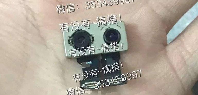 iPhone 7 dual camera parts leak