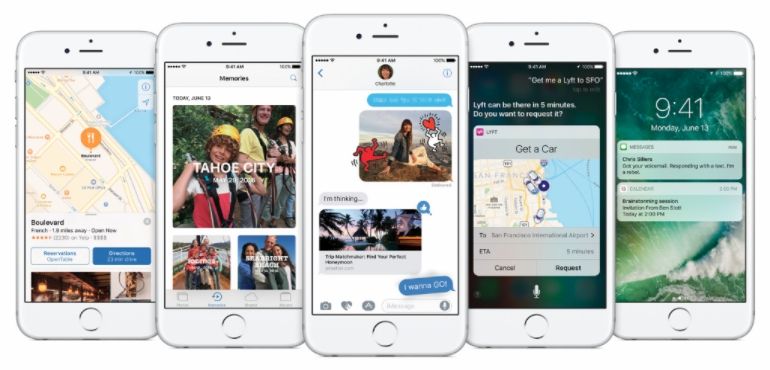 iOS 10 already on more than a third of iPhones