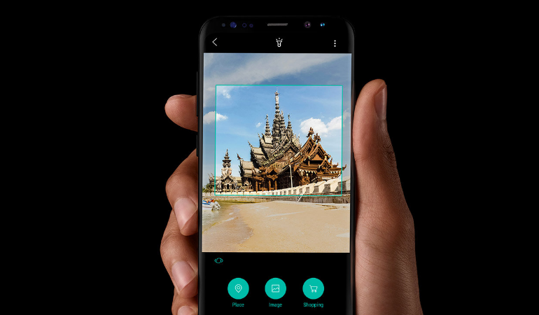 Samsung Galaxy Note 8 bixby