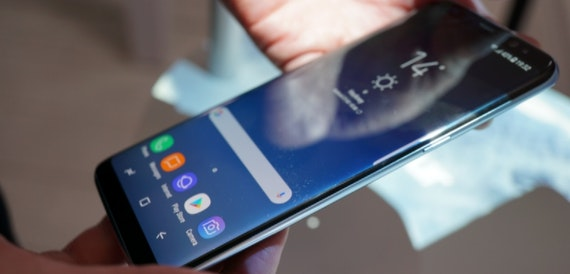 Samsung Galaxy S8 red display glitch: What is it and can you fix it?