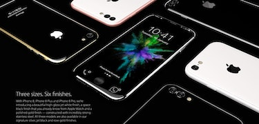 iPhone 8: OLED screens may be behind expected price hike