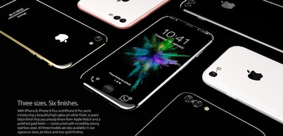 iPhone 8 will have longer battery life, claims analyst
