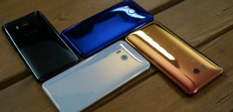 HTC U11: five things you need to know