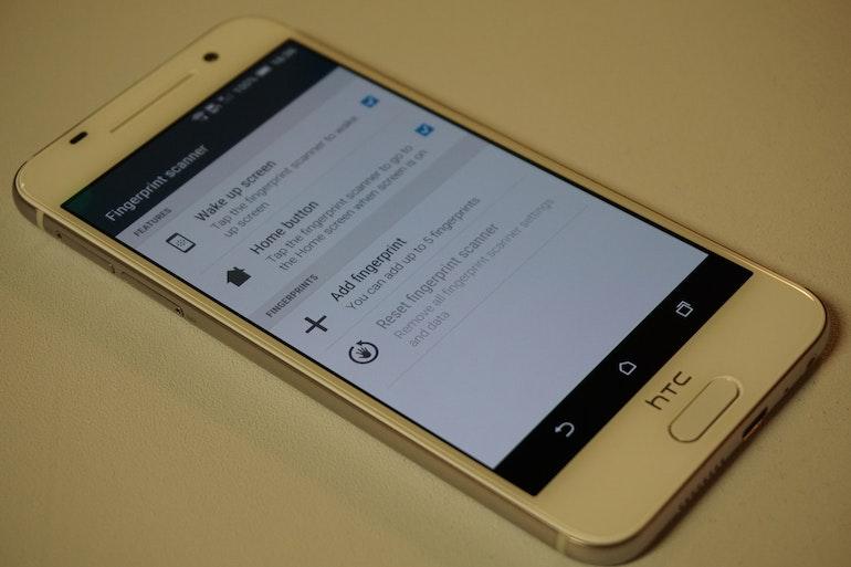 HTC One A9 Fingerprint
