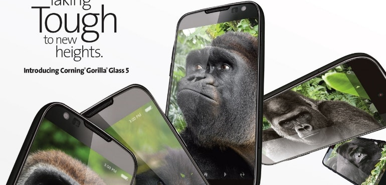 gorilla glass 5