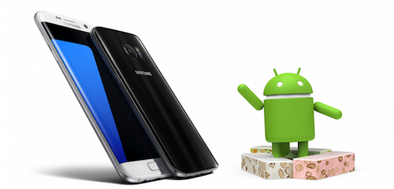 Samsung Galaxy S7 Android Nougat update: FAQ