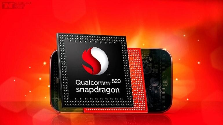 Snapdragon 820 processor