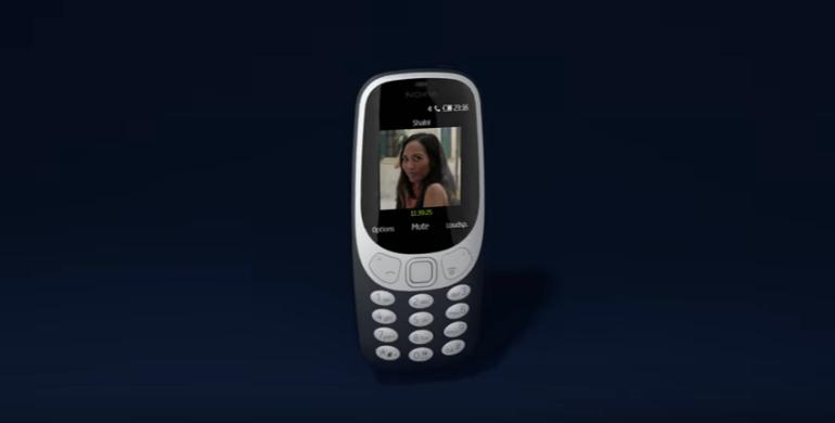 Nokia 3310 colour screen