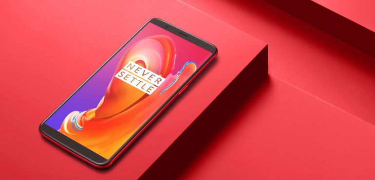 OnePlus 5T red limited edition now on sale in UK