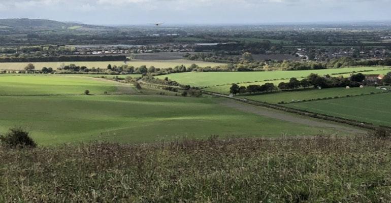 iPhone 8 Samantha camera sample countryside