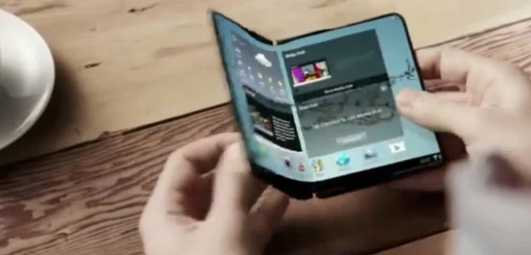 Samsung to demo foldable smartphones later this month