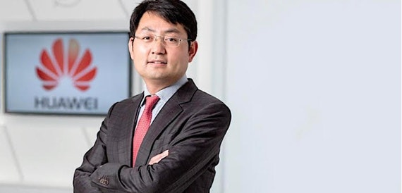 Interview with Huawei's head of mobiles for Western Europe, Walter Ji