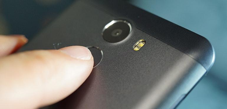 wileyfox fingerprint scanner