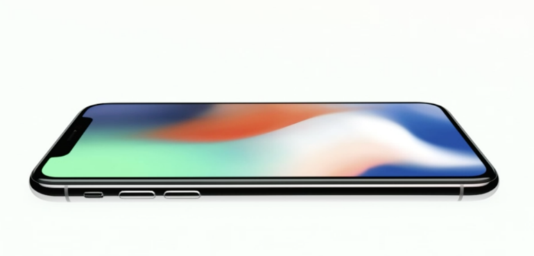 iPhone X hero image 1