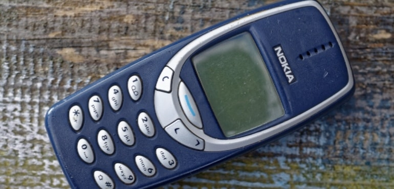 Why the Nokia 3310 revival is a non-starter