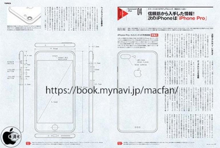 iPhone 7 schematics Mac Fan